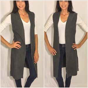 Sweaters - ❤️ Just Arrived Charcoal Vest Last 1!